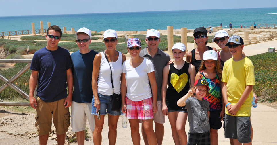 Israel Family Tours