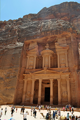 tours to petra from eilat
